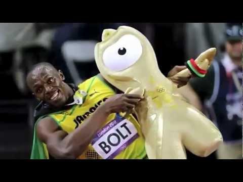 Usain Bolt Illuminati/Mason Puppet