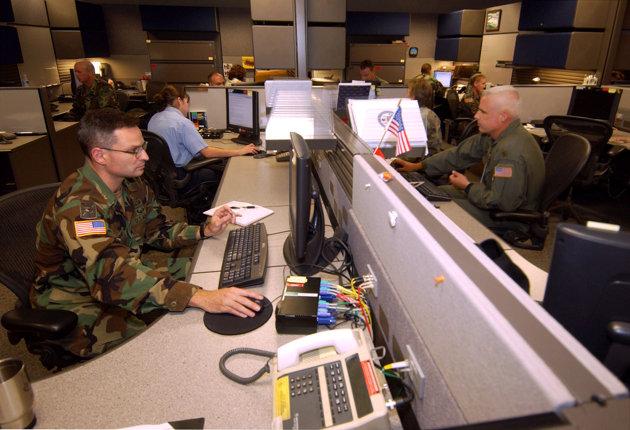 Intelligence effort named citizens, not terrorists