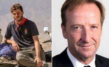 MI6 chief's son, killed in car crash on a private Scottish estate