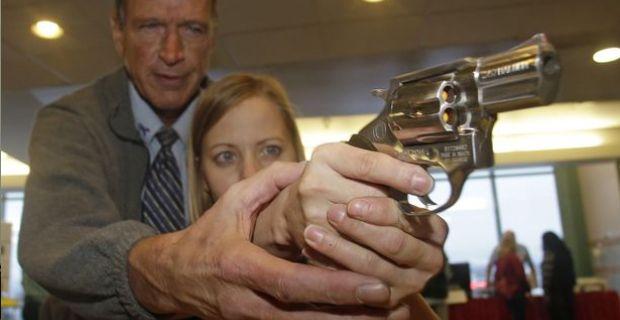 South Dakota Backs Guns in Class for Teachers
