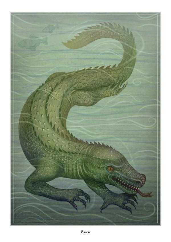 Rhodesian monster dingonek