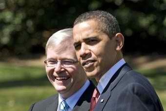 In America's eyes: Australia's coup d'etat