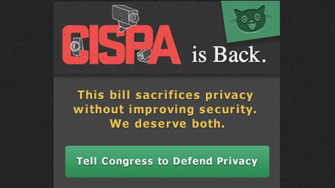 Reddit, Craigslist head anti-CISPA online protest