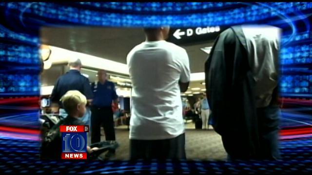 Video of TSA drill at Sky Harbor goes viral