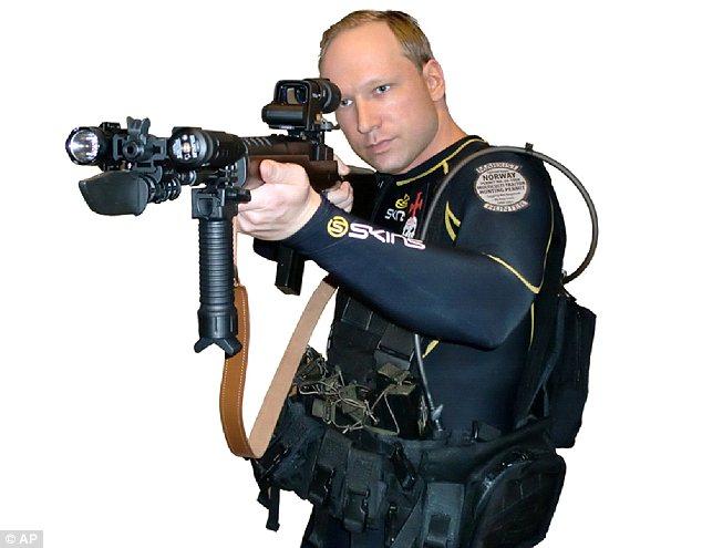 Anders Behring Breivik: A Fake Terrorist?