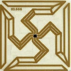 Satanic & Nazi Symbols on New German ID Card