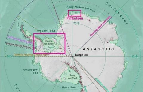 Huge Asteroid Will Hit Antarctica In 2012