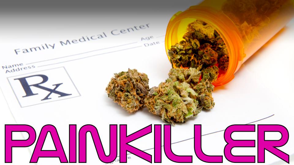 Cannabis Treatment Threatens Deadly Painkiller Industry