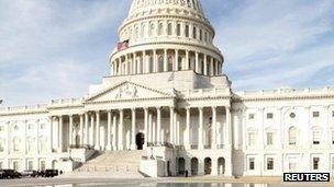 FBI 'Anti-Terror' Arrest Near US Capitol