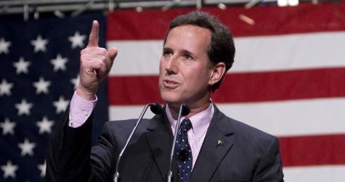 Rick Santorum Declares War On Heavy Metal