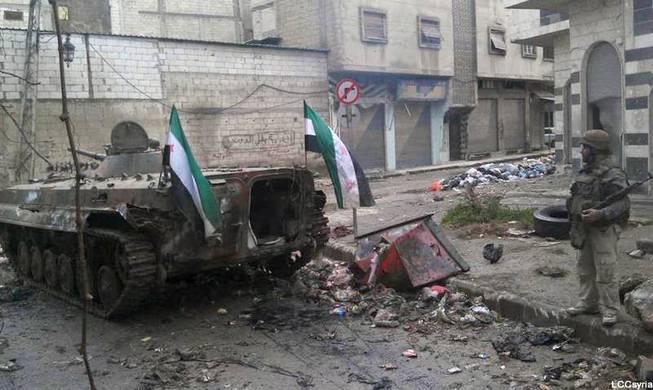 Activists: Syrian Homs assault kills more than 200