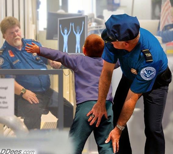 TSA: Greatest Liars On Earth