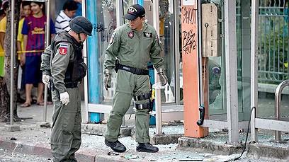 Israel links Thai blasts to global terrorism campaign