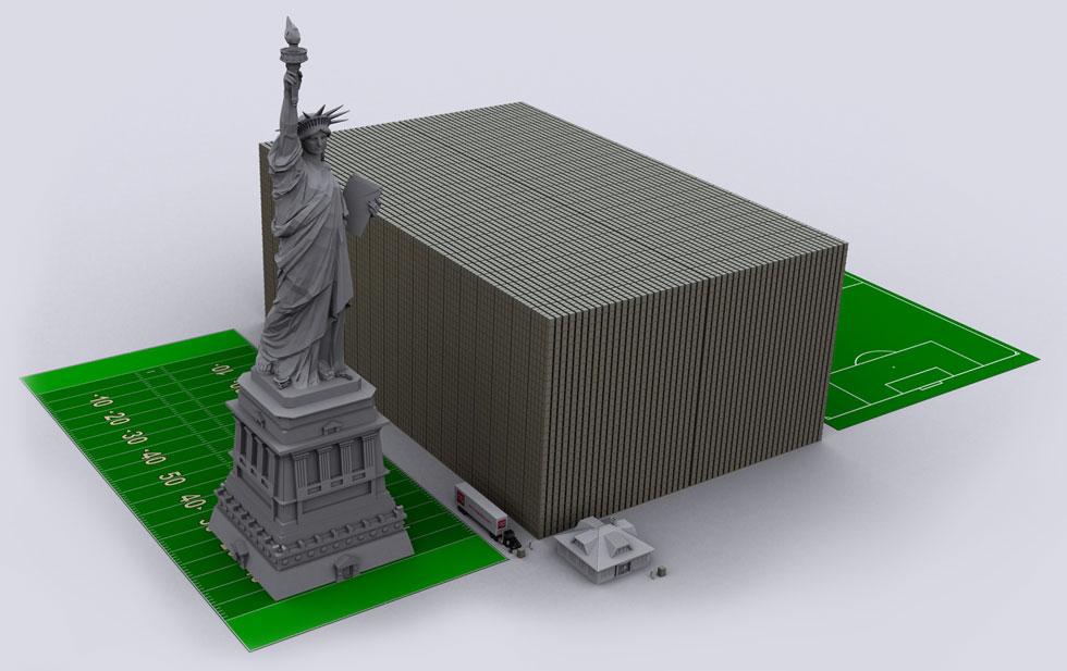 America Wants Its $15 Trillion Back