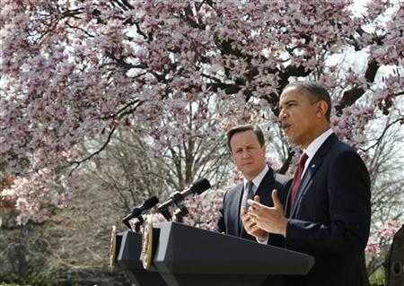 U.S., Britain set to agree emergency oil stocks release
