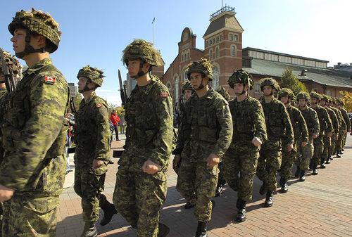 Canadian Military Preparing For Iran
