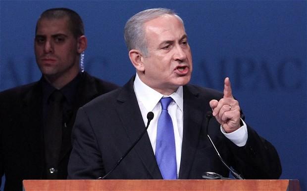'2012 is not 1944': Netanyahu invokes Auschwitz in warning to Obama over Iran