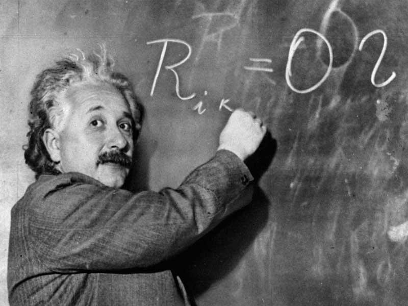 10 Lessons from Einstein