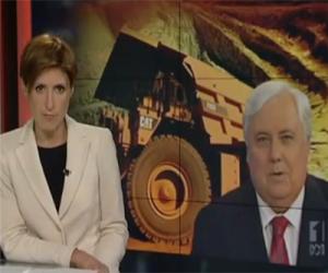 CIA threatens Australian coal industry: Palmer