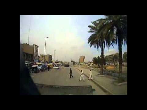 Video of Blackwater Contractors Driving Over Iraqi Women