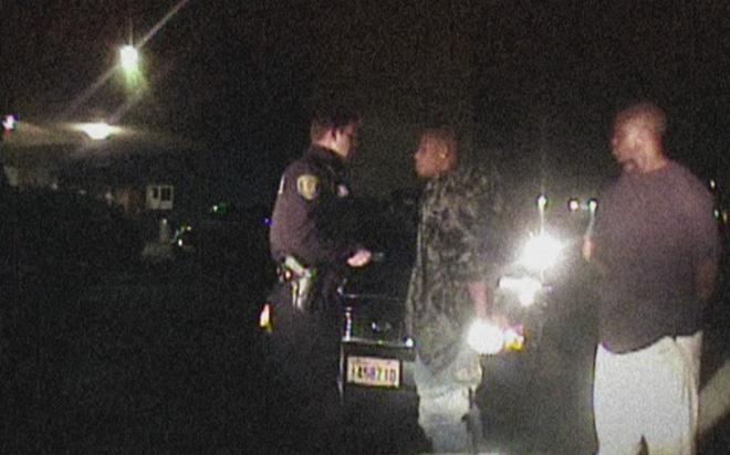Officer Threatens to Make Up Evidence After Arrest of Innocent Men