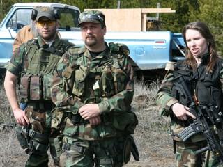 U.S. Militia Videos