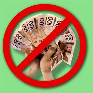 Spain Bans Cash