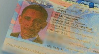 Obama Passportgate – A History