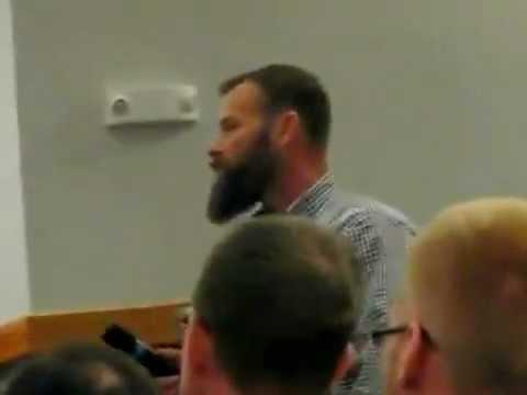 US Marine (Ret) Major Christopher Miller's Speech at Missouri RNC D3 Convention
