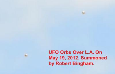 100 LA Witnesses View Orbs: Angels Or Demonic Entities?
