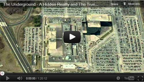 """""""The Underground"""" A True Story Of Phil Schneider"""