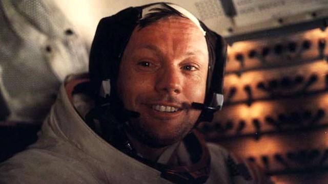 Neil Armstrong Recalls Hair-Raising Apollo Moon Landing