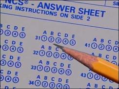 """NJ school exam's """"secret"""" question angers parents"""