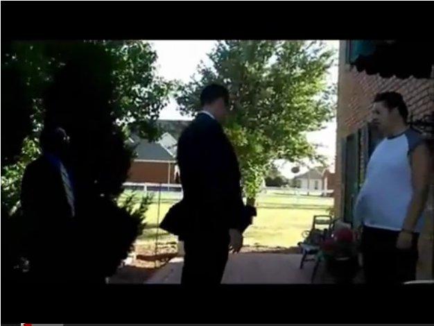 Shocking Video: Secret Service Visits Birther