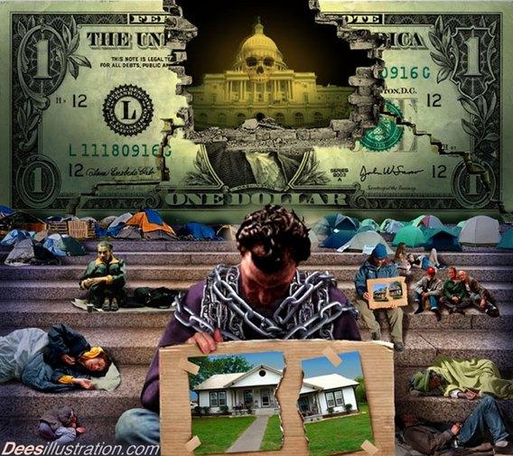 Fukushima, Washington Hides Black Swan Of Economic Collapse