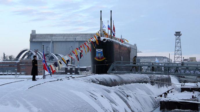 Russian nuke subs to patrol southern seas