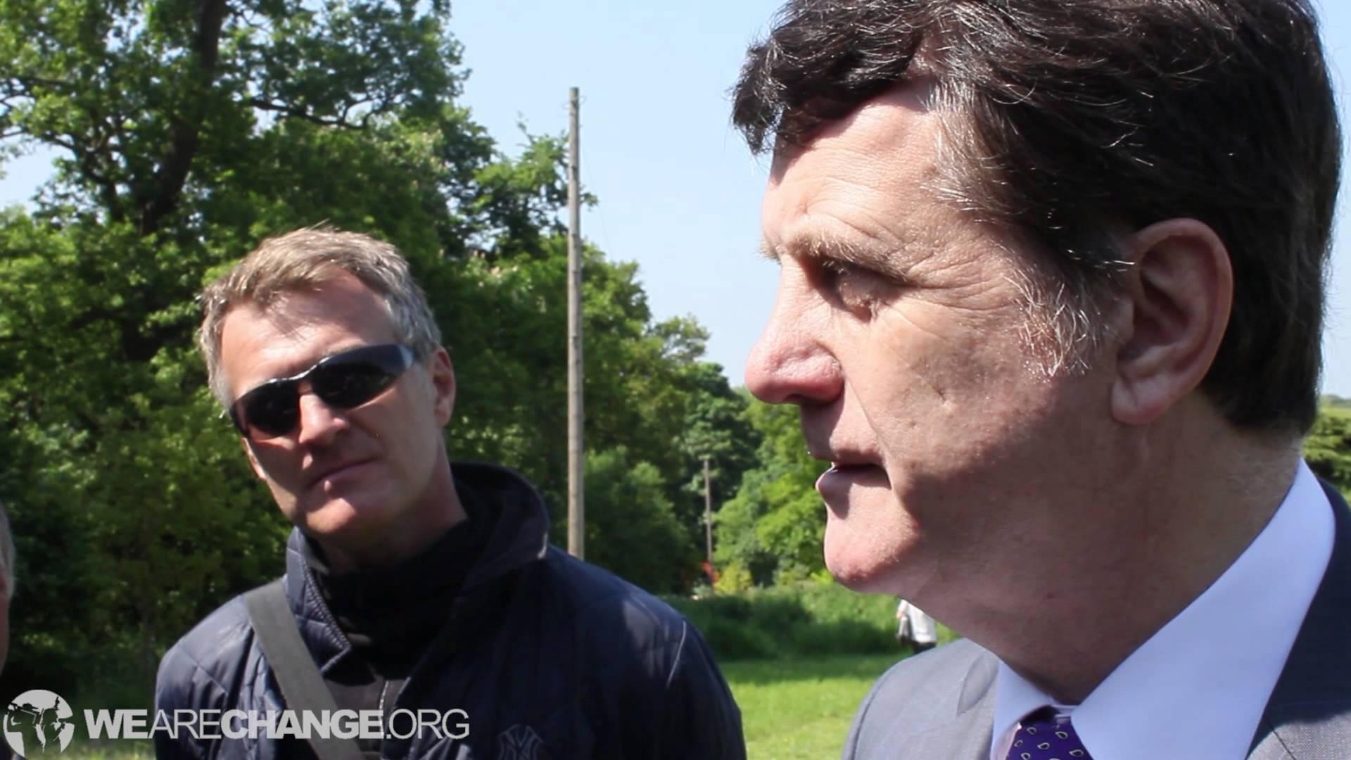 UKIP and EU Parliament Member on Bilderberg 'Conspiracy'