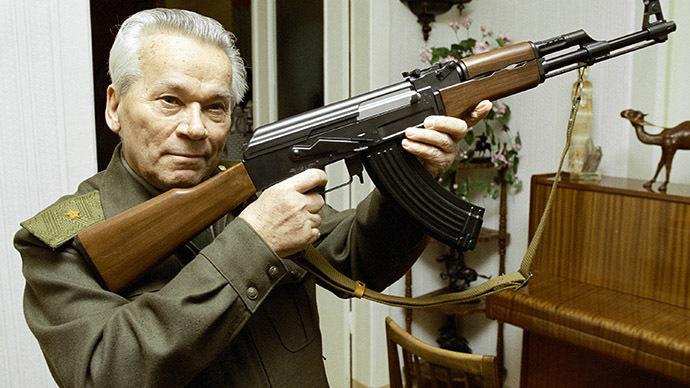 Legendary gunmaker Kalashnikov flown to Moscow for treatment
