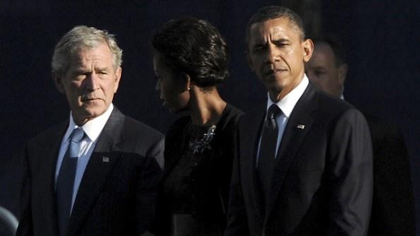World Wide Arrest Warrants Issued For Bush and Obama 2013