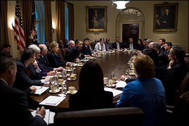Presidential Meeting Signals Catastrophic Event