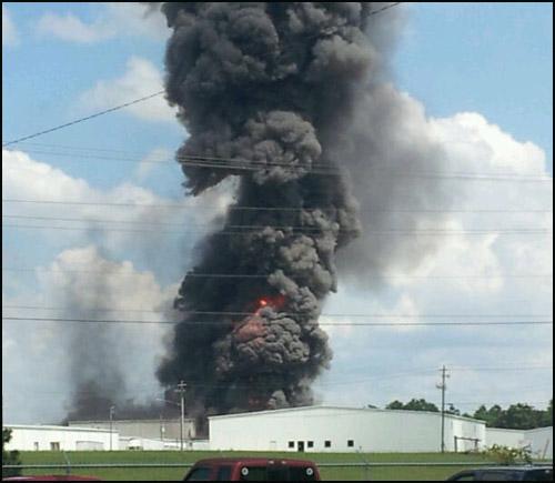 Perma-Fix facility explosion in GA
