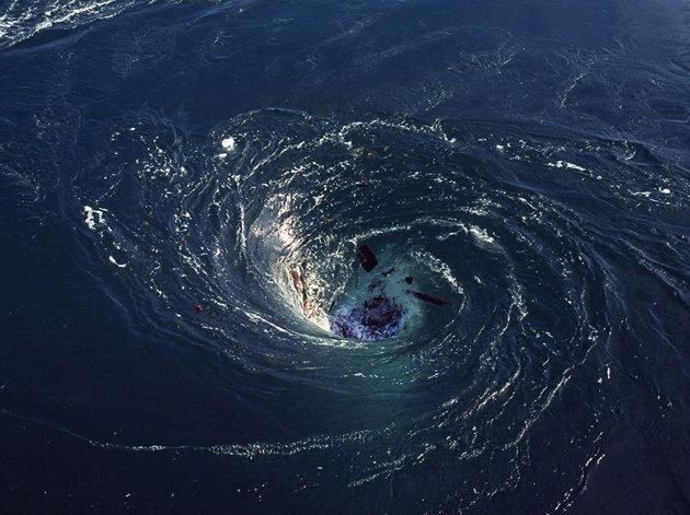"Satellites glimpse ultra-powerful ""black hole"" whirlpools in Atlantic"