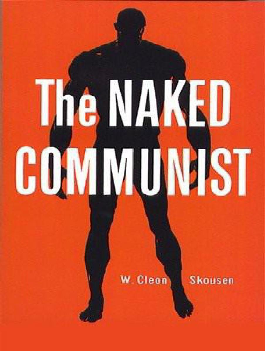 naked communist