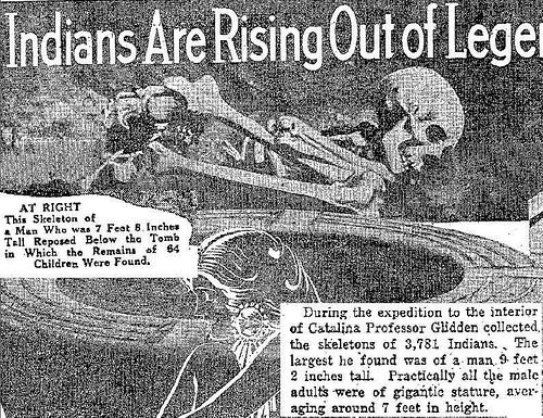 Old Newspaper Dump: Giants Once Roamed The Earth 9294450693_46677b4bd7