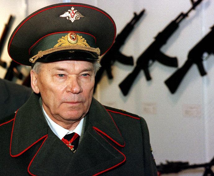 Inventor of AK-47 rifle Mikhail Kalashnikov dies at 94