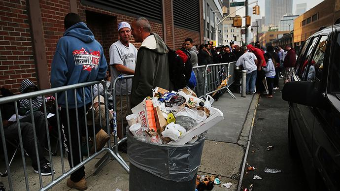 Americans trash about 1/3 of their food, worth $161bn – USDA