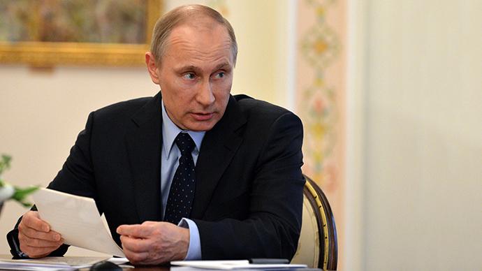 Pentagon studying Putin's body language to predict his behavior