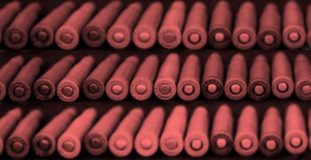 Feds Buy 2 Billion Rounds of Ammunition