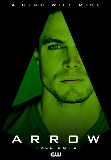 Illuminati symbolism in ad for upcoming Arrow TV show