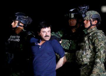 Mexican drug cartel leader El Chapo found guilty, faces life in prison